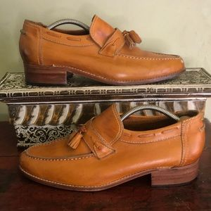 Florsheim leather loafers